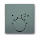 1710-0-3848 (1795-803) BJE Solo/Future Серый Металлик Накладка для терморегулятора (мех 1095U/1096 U)