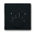 1710-0-3630 (1795-81) BJE Solo/Future Антрацит Накладка для терморегулятора (мех 1095 U, 1096 U)