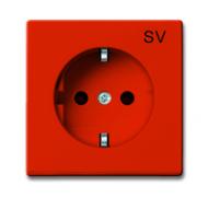 2011-0-3723 (20 EUC-14-82) BJE Solo/Future Оранжевый Розетка с/з для выделенных цепей