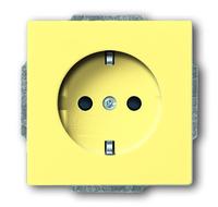 2011-0-3872 (20 EUC-815) BJE Solo/Future Желтый Сахара Розетка с/з