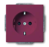 2011-0-3737 (20 EUC-87) BJE Solo/Future Красный Розетка с/з