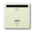 6020-0-1332 (6066-82) BJE Solo/Future Крем Накладка светорегулятора с ДУ
