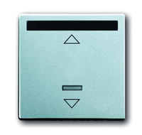 6020-0-1383 (6066-83) BJE Solo/Future Алюминий Накладка светорегулятора с ДУ