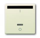 6020-0-1333 (6067-82) BJE Solo/Future Крем Накладка выключателя с ДУ