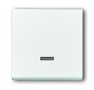 6599-0-3010 (6599-0-2834) BJE Solo/Future Бел Накладка светорегулятора псевдосенсорного