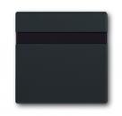 6800-0-2287 (6815-85) BJE Solo/Future Графит Накладка - сенсор выключателя Комфорт