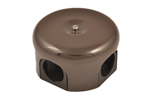 В1-521-02 распределительная коробка, цвет кор 78 мм