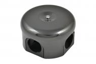 В1-521-03 распределительная коробка, цвет черн 78 мм