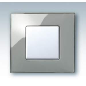 27771-34 27 Neos Дымчатое стекло Рамка 1 пост. Neos