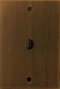 115x80 мм 1 кнопка Немецкая бронза