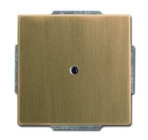 1710-0-4080 (1742-840-500) BJE Династия Античная латунь Заглушка с суппортом