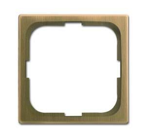 1710-0-4079 (1747 SI-840-500) BJE Династия Античная латунь Кольцо-адаптер для механизмов Reflex/Duro с рамками Династия