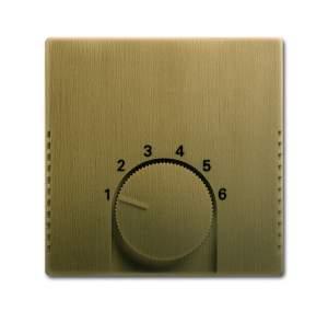 1710-0-4087 (1794-840-500) BJE Династия Античная латунь Накладка механизма терморегулятора (термостата) 1094 U, 1097 U