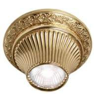 VITORIA Светильник накладной точечный из латуни
