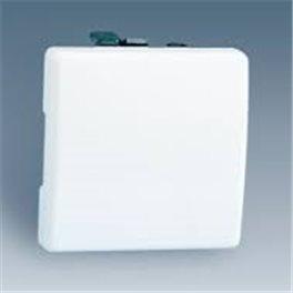Белая Клавиша с этикеткой 2 мод арт. FD17714