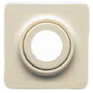 Бежевая Накладка выключателя с ключем арт. FD17763-A