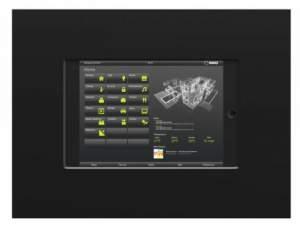 Inno Acryl Residential Black для iPad mini