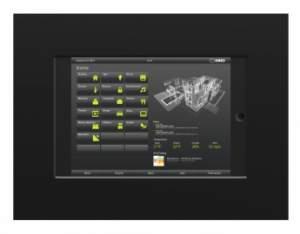 Inno Acryl Residential Black для iPad