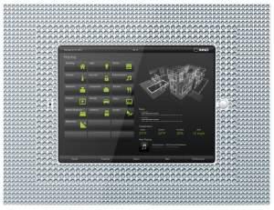 Inno Magic Residential Grey / Crystal Silver Night для iPad