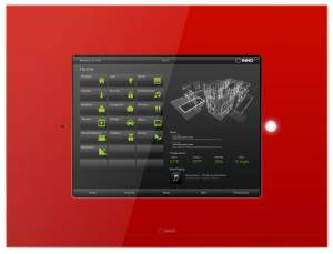 Inno Style Residential Red для iPad