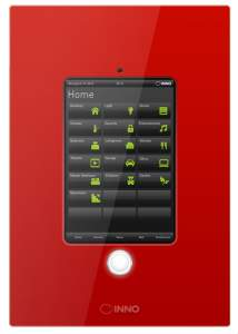Inno Style Residential Red для iPod