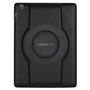 iPort LaunchPort AP.4 Sleeve Black for iPad 4