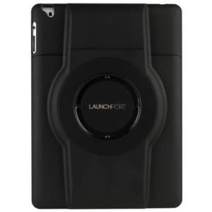iPort LaunchPort AP.2 Sleeve Black for iPad 2
