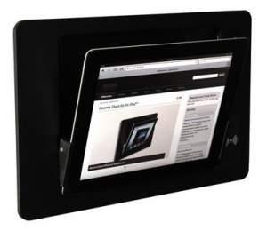 iRoom iDock Alu KeyCard LBA-TR черный (ландшафт) для iPad2/3/4