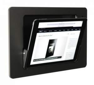 iRoom iDock Alu LBA-5 черный (ландшафт) для iPad5