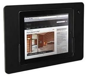 iRoom iDock Alu LBA черный (ландшафт) для iPad2/3/4