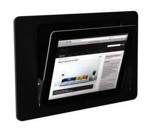 iRoom iDock Alu TouchCode LBA-Code черный (ландшафт) для iPad2/3/4