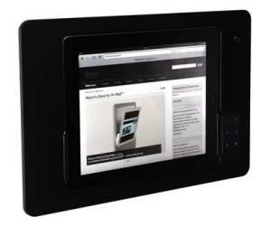 iRoom iDock Alu TouchCode LBA-Code-POE черный (ландшафт) для iPad2/3/4