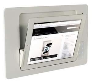 iRoom iDock Alu TouchCode LWA-Code белый (ландшафт) для iPad2/3/4
