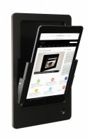 iRoom iDock Alu PBA-POE черный (портрет) для iPad2/3/4