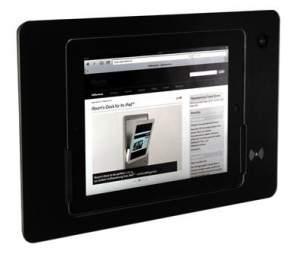 iRoom iDock Glass KeyCard LBG-TR-POE черный (ландшафт) для iPad2/3/4