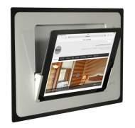 iRoom iDock Glass KeyCard LWG-TR-5 белый (ландшафт) для iPad5