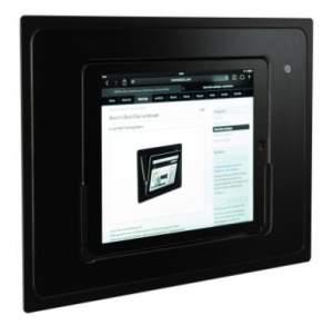 iRoom iDock Glass LBG-5 черный (ландшафт) для iPad5