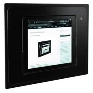 iRoom iDock Glass LBG-POE черный (ландшафт) для iPad2/3/4