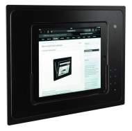 iRoom iDock Glass TouchCode LBG-Code-5 черный (ландшафт) для iPad5
