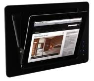 iRoom iDock Glass TouchCode LBG-Code черный (ландшафт) для iPad2/3/4