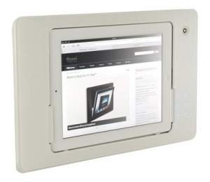 iRoom iDock Glass TouchCode LWG-Code-POE белый (ландшафт) для iPad2/3/4