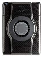 LaunchPort STRUT Black Carbon Fiber Finish Case for iPad 4