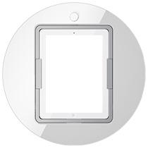LoopDock ClearWhite для iPad 4