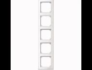 MTN478519 SM M-Smart Белый глянц Рамка 5-ая