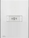 HDL-MP2B.46P 2-клавишная панель, австралийский/US стандарт (в сборе с шинным соединителем HDL-MPPI.46)