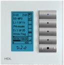 SB-DLP-MEU Клавишная настенная панель с экраном DLP, европейский стандарт