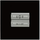 HDL-M/P02.1-36 2-клавишная панель KNX, австралийский/US стандарт