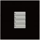 SB-WS4-UK 4-клавишная панель, европейский стандарт