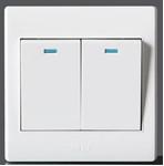 WS200-2X 2-клавишный передатчик беспроводного сигнала