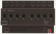 HDL-M/R08.16.1 DIN реле, 8-канальное, 16A на канал, KNX